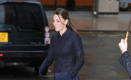 Kate Middleton Looks Fabulous Again