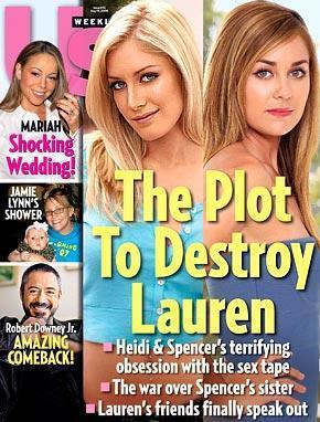 The Plot to Destroy Lauren