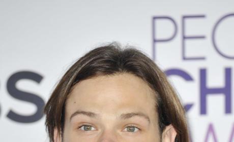 Jared Padalecki Red Carpet Pic