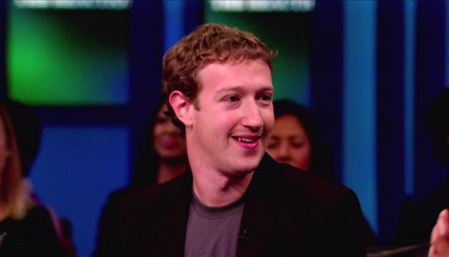 Mark Zuckerberg Photograph