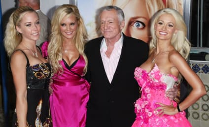 Bridget Marquardt: Happy for Hugh Hefner