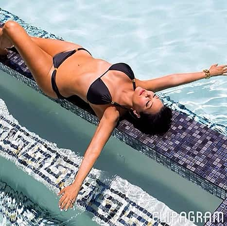 Kris Jenner Bikini Photo