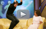 Tom Cruise Jumps on Oprah Winfrey's Couch