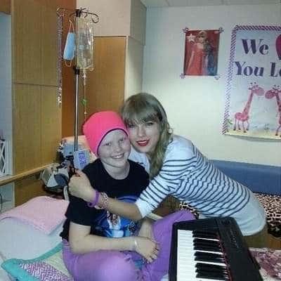 Taylor Swift Fan Photo