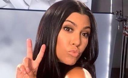 Kourtney Kardashian Sounds Pretty Happy to Be Done with Scott Disick