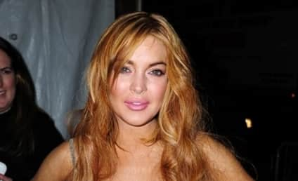 Lindsay Lohan Lips: Is That Normal?!