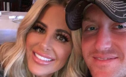Kim Zolciak Posts Nude Photo of Kroy Biermann; Brielle Biermann Gets PISSED!