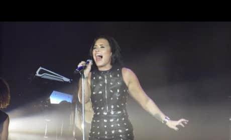"""Demi Lovato Covers """"Hello"""""""