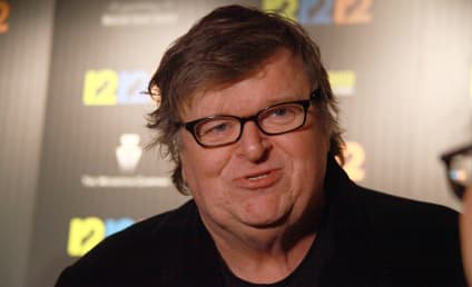"Michael Moore Refers to Snipers as ""Cowards,"" Sparks Major Backlash"