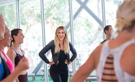 Khloe Kardashian in Charge