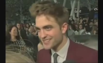 The Pulse: Robsten's Ring, Taylor's Trailer