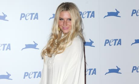 Kesha Red Carpet Photo