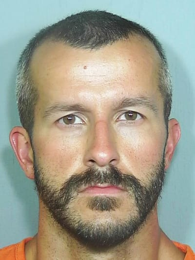 Chris Watts Mugshot