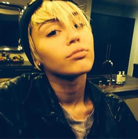 Miley Cyrus on Instagram