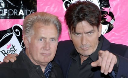 """Martin Sheen Hopes """"This is the First Day of the Rest of Charlie Sheen's Life as a Free Man"""""""