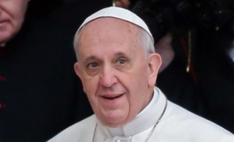 Pope Francis Photograph