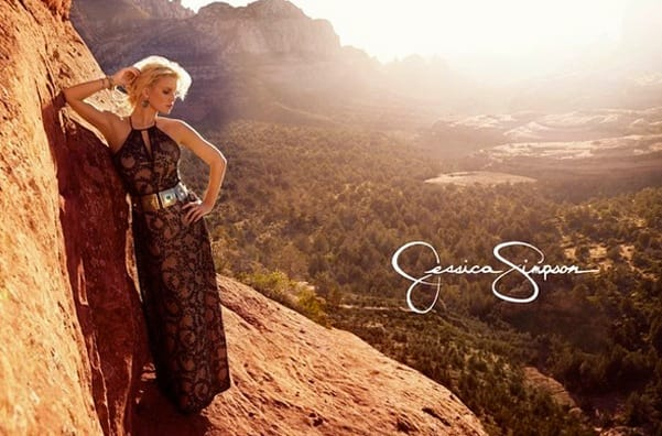 Jessica Simpson Looking Svelte