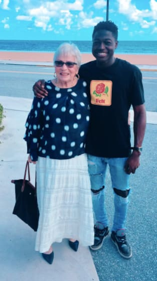 22-Year Old Rapper Forms Unlikeliest Friendship EVER with 81-Year