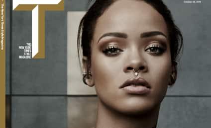 Rihanna Talks Dating, Kissing, Boobs and More