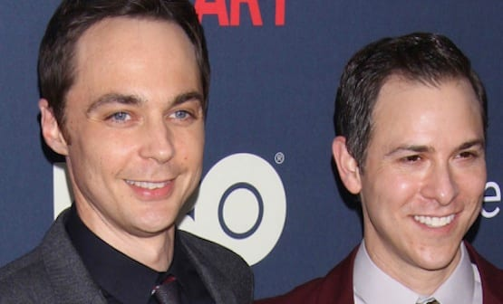 Jim parsons and todd spiewak engaged