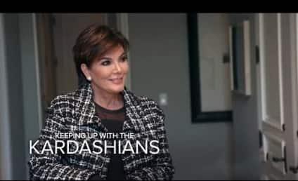 Kris Jenner to Kim Kardashian: GET OUT!