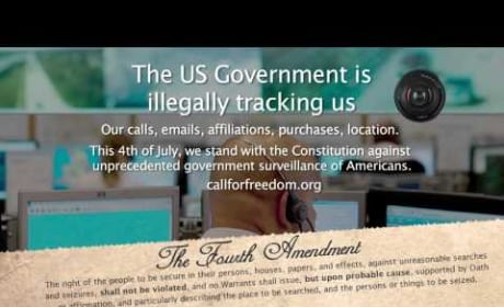 4th Amendment 4th of July TV Ad