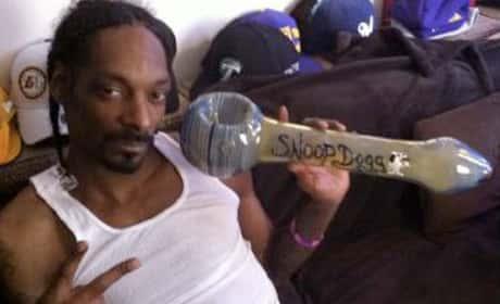 Snoop Dogg on 4/20
