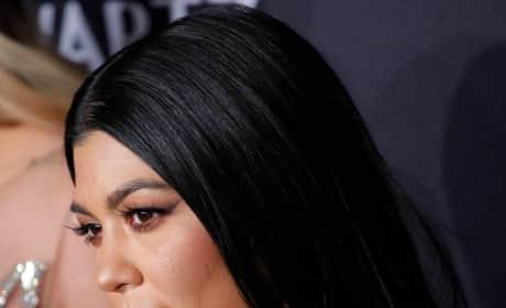 Kourtney Kardashian, Very Close Up