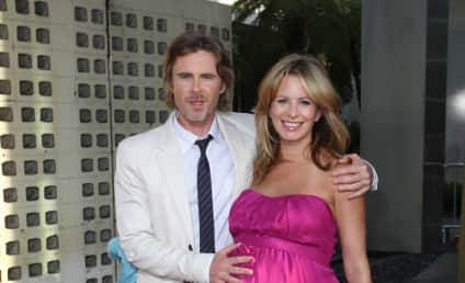 Sam Trammell and Missy Yager Welcome Twins!