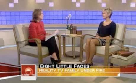 Kate Gosselin Interview