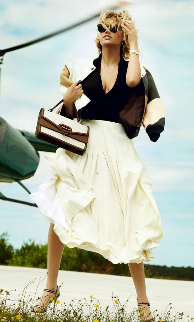 Kate Upton Vogue Pic