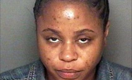 Shante Broadus Arrested For DUI