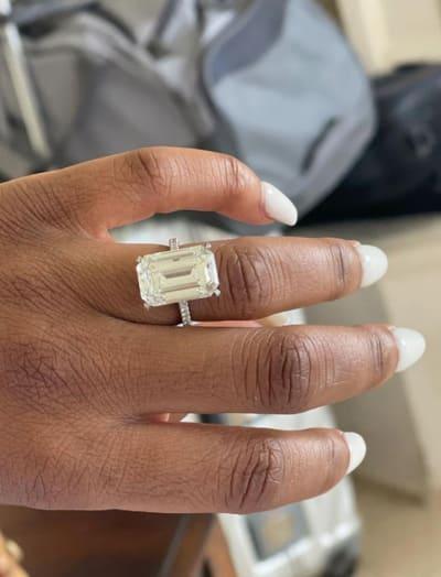 Porsha Williams Ring