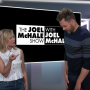Kristen Bell and Joel McHale