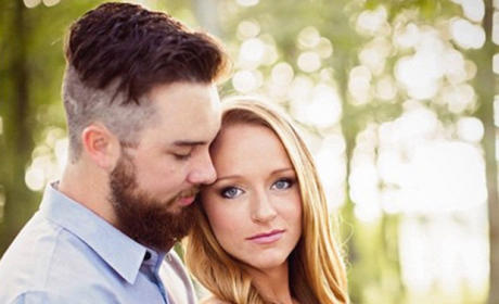 Maci Bookout and Taylor McKinney Image