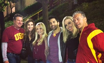 Shannon Beador Confronts Husband's Mistress, Nicole McMackin, at USC Game!