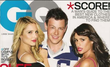 Glee Covers GQ