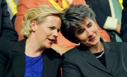 Mary Cheney and Heather Poe: Married!