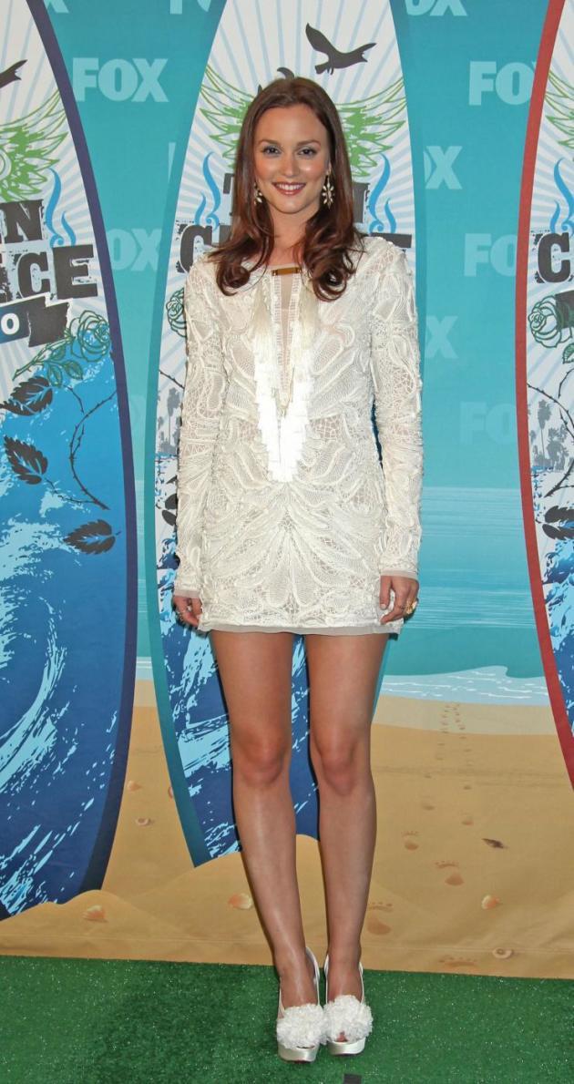Teen Choice Leighton