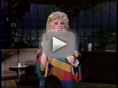 Joan Hosts the Tonight Show