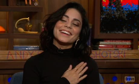 Vanessa Hudgens Talks Selena Gomez vs. Justin Bieber