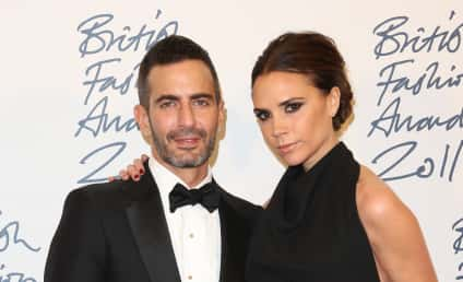 Victoria Beckham Rules 2011 British Fashion Awards