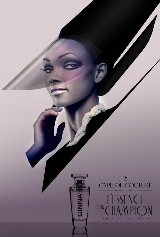 Catching Fire Capitol Couture Perfume