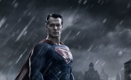 Henry Cavill in Man of Steel Sequel: First Look!