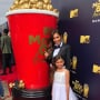 Farrah and Sophia: MTV Movie Awards Red Carpet