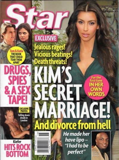 Secret Marriage Report
