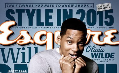 Will Smith Esquire Cover