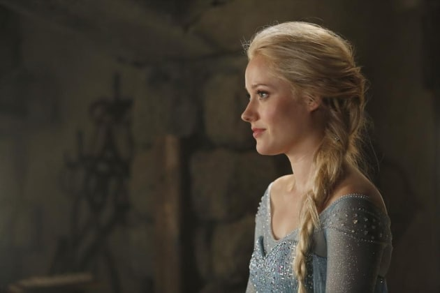 Georgina Haig on Once Upon a Time