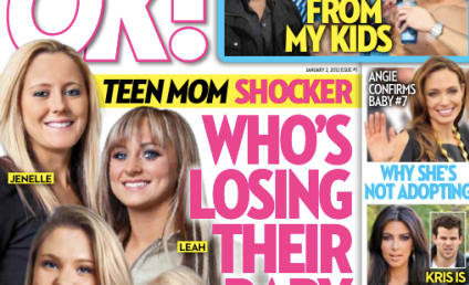 Teen Mom Shockers: Who's Losing Her Baby? Who's Ruined By Stardom? Who's Getting Engaged?!