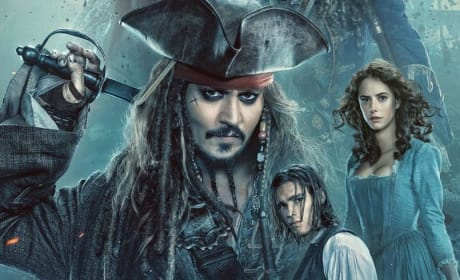 Pirates of the Caribbean: Dead Men Tell No Tales Reviews: Savage! Hilarious!